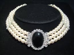 Változó a tenyésztett gyöngy nyaklánc ára