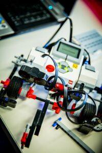 Alkatrészek ipari robotokhoz