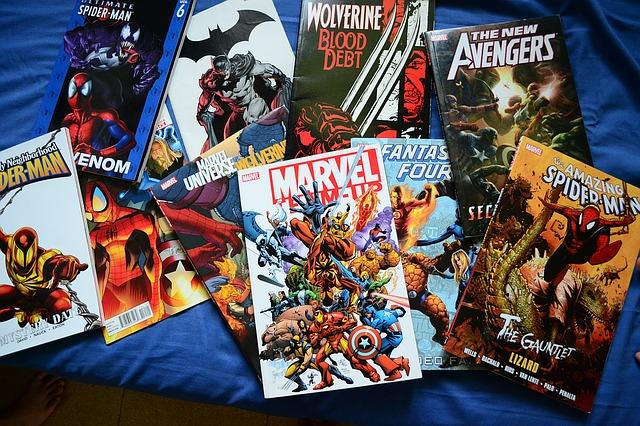 Igazi különlegességek, nem csak Marvel rajongóknak
