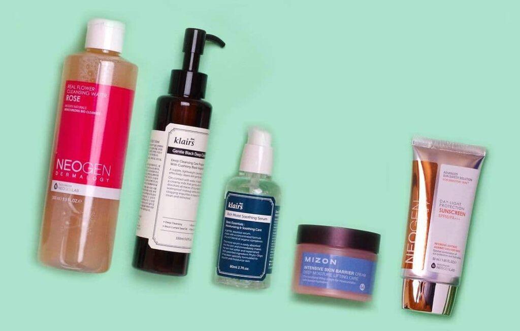 koreai kozmetikumok webáruház